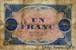1 Franc FRANCE régionalisme et divers MONT-DE-MARSAN 1917 JP.082.28 TB