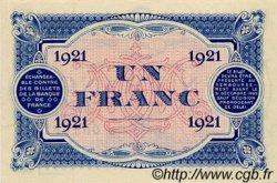 1 Franc FRANCE régionalisme et divers Mont-De-Marsan 1918 JP.082.32 SPL à NEUF