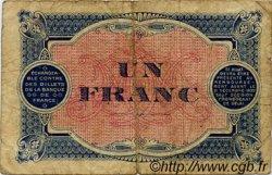 1 Franc FRANCE régionalisme et divers MONT-DE-MARSAN 1922 JP.082.32 TB