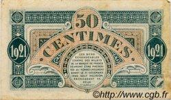 50 Centimes FRANCE régionalisme et divers MONT-DE-MARSAN 1921 JP.082.34 TTB à SUP