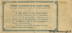 2 Francs FRANCE régionalisme et divers Montluçon, Gannat 1914 JP.084.03 TB