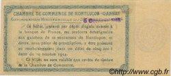 50 Centimes FRANCE régionalisme et divers Montluçon, Gannat 1915 JP.084.13 SPL à NEUF