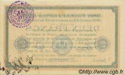 2 Francs FRANCE régionalisme et divers MONTLUÇON, GANNAT 1916 JP.084.26 SPL à NEUF