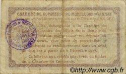 50 Centimes FRANCE régionalisme et divers MONTLUÇON, GANNAT 1917 JP.084.35 TB