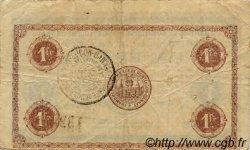 1 Franc FRANCE régionalisme et divers MONTLUÇON, GANNAT 1920 JP.084.52 TB
