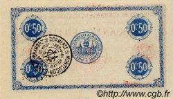 50 Centimes FRANCE régionalisme et divers MONTLUÇON, GANNAT 1921 JP.084.61 SPL à NEUF