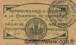 10 Centimes FRANCE régionalisme et divers Montluçon, Gannat 1918 JP.084.67 SPL à NEUF