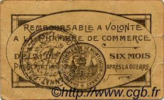 10 Centimes FRANCE régionalisme et divers MONTLUÇON, GANNAT 1918 JP.084.67 TB