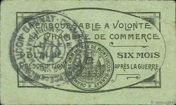 25 Centimes FRANCE régionalisme et divers MONTLUÇON, GANNAT 1918 JP.084.71 TTB à SUP