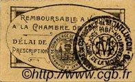 5 Centimes FRANCE régionalisme et divers MONTLUÇON, GANNAT 1918 JP.084.72 SPL à NEUF