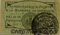 25 Centimes FRANCE régionalisme et divers Montluçon, Gannat 1918 JP.084.74 TB