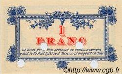 1 Franc FRANCE régionalisme et divers MONTPELLIER 1915 JP.085.14 SPL à NEUF