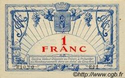 1 Franc FRANCE régionalisme et divers MONTPELLIER 1917 JP.085.18 SPL à NEUF