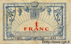 1 Franc FRANCE régionalisme et divers Montpellier 1917 JP.085.18 TTB à SUP
