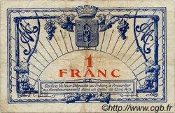 1 Franc FRANCE régionalisme et divers MONTPELLIER 1917 JP.085.18 TB