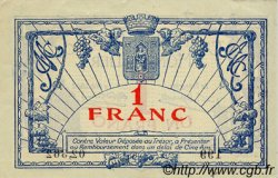1 Franc FRANCE régionalisme et divers Montpellier 1919 JP.085.21 TTB à SUP