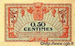 50 Centimes FRANCE régionalisme et divers Montpellier 1921 JP.085.22 SPL à NEUF
