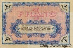 1 Franc FRANCE régionalisme et divers Moulins et Lapalisse 1916 JP.086.05 TTB à SUP
