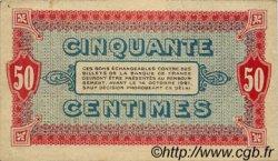 50 Centimes FRANCE régionalisme et divers MOULINS ET LAPALISSE 1916 JP.086.07 TTB à SUP