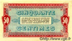 50 Centimes FRANCE régionalisme et divers Moulins et Lapalisse 1917 JP.086.11 TTB à SUP