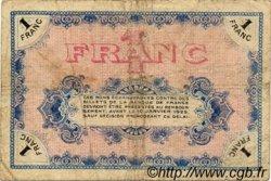 1 Franc FRANCE régionalisme et divers MOULINS ET LAPALISSE 1920 JP.086.17 TB
