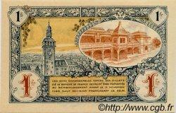 1 Franc FRANCE régionalisme et divers MOULINS ET LAPALISSE 1921 JP.086.24 SPL à NEUF