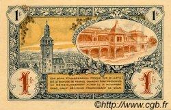 1 Franc FRANCE régionalisme et divers Moulins et Lapalisse 1921 JP.086.24 TTB à SUP