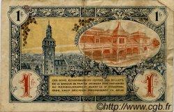 1 Franc FRANCE régionalisme et divers Moulins et Lapalisse 1921 JP.086.24 TB