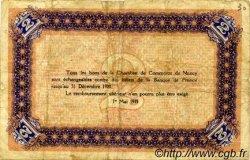 2 Francs FRANCE régionalisme et divers Nancy 1919 JP.087.34 TB