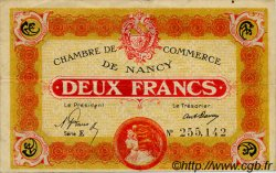 1 Franc FRANCE régionalisme et divers Nancy 1919 JP.087.36 TTB à SUP