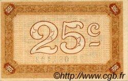 25 Centimes FRANCE régionalisme et divers NANCY 1918 JP.087.56 TTB à SUP