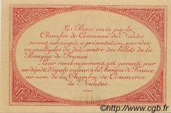 50 Centimes FRANCE régionalisme et divers NANTES 1918 JP.088.03 SPL à NEUF