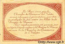 50 Centimes FRANCE régionalisme et divers NANTES 1918 JP.088.03 TTB à SUP