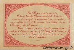 50 Centimes FRANCE régionalisme et divers Nantes 1918 JP.088.04 TTB à SUP