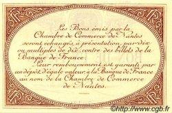1 Franc FRANCE régionalisme et divers NANTES 1918 JP.088.05 SPL à NEUF