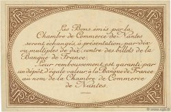 1 Franc FRANCE régionalisme et divers Nantes 1918 JP.088.08 SPL à NEUF