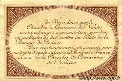 1 Franc FRANCE régionalisme et divers NANTES 1918 JP.088.08 TTB à SUP