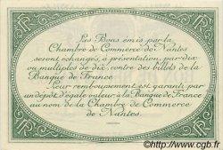2 Francs FRANCE régionalisme et divers Nantes 1918 JP.088.12 SPL à NEUF