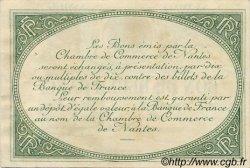 2 Francs FRANCE régionalisme et divers NANTES 1918 JP.088.12 TB
