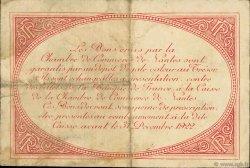 50 Centimes FRANCE régionalisme et divers NANTES 1918 JP.088.13 TB
