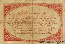 50 Centimes FRANCE régionalisme et divers NANTES 1918 JP.088.17 TB