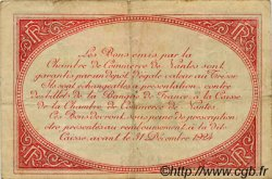 50 Centimes FRANCE régionalisme et divers NANTES 1918 JP.088.22 TB