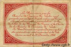 50 Centimes FRANCE régionalisme et divers Nantes 1918 JP.088.24 TTB à SUP