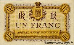 1 Franc FRANCE régionalisme et divers Narbonne 1917 JP.089.15 TTB à SUP
