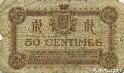 50 Centimes FRANCE régionalisme et divers NARBONNE 1919 JP.089.17 TB