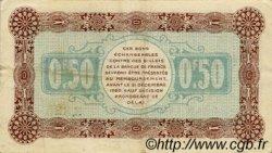 50 Centimes FRANCE régionalisme et divers Nevers 1915 JP.090.05 TTB à SUP