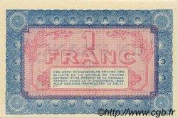1 Franc FRANCE régionalisme et divers NEVERS 1915 JP.090.07 SPL à NEUF
