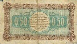 50 Centimes FRANCE régionalisme et divers NEVERS 1917 JP.090.12 TB