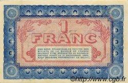 1 Franc FRANCE régionalisme et divers Nevers 1917 JP.090.14 SPL à NEUF