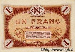 1 Franc FRANCE régionalisme et divers Nevers 1920 JP.090.19 SPL à NEUF
